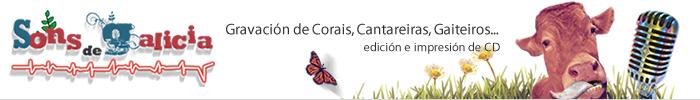 Grabacións en Galicia