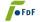fdf logo