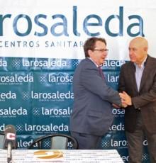 A Rosaleda patrocinará as categorías base das seleccións galegas de baloncesto