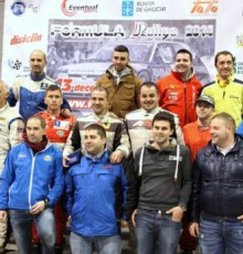 Panizzi e Delecour triunfan na Fórmula Rallye 2014 celebrado na Feira Internacional de Galicia