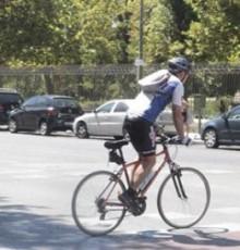 Case un centenar de ciclistas resultaron feridos nas estradas galegas o ano pasado