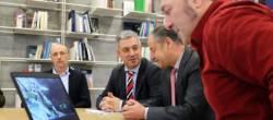 Educación participa na presentación dos novos vídeos de divulgación científica promovidos pola ANL da UVigo
