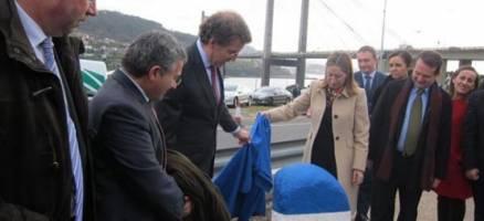 Feijóo sinala a ampliación da ponte de Rande como un momento histórico para Galicia