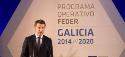 Galicia destinará a maioría dos fondos Feder ao crecemento intelixente, sostible e integrador