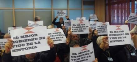 Vigo celebra o pleno extraordinario sobre contratación