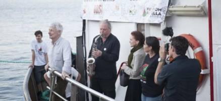 Israel intercepta un buque da III Flotilla da Liberdade no que viaxa unha eurodeputada do BNG