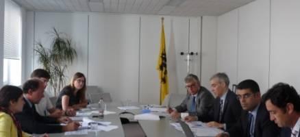 """A comunidade galega entra a formar parte do proxecto europeo """"Vanguard Initiative"""""""