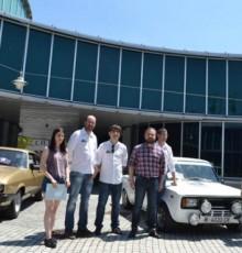 O III Rally de Regularidade Vila de Lalín contará cunha ruta de 208 quilómetros polas estradas da comarca