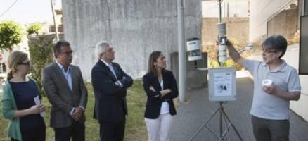 Meteogalicia e a USC colaboran para avaliar os niveis de contaminación lumínica