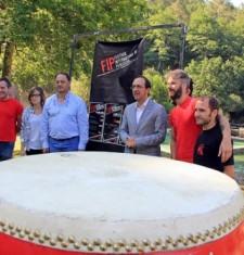 O Festival Internacional de Percusión celebra a súa décima edición con diversos concertos na comarca do Deza