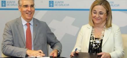 Xunta e o ICO asinan un acordo para facilitar préstamos a empresas, emprendedores e exportadores galegos
