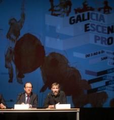 'Galicia Escena Pro' reunirá en Santiago máis de 120 profesionais do sector
