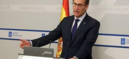 Feijóo avanza un investimento de 18 millóns de euros para a conversión en autovía do segundo treito do Corredor do Morrazo