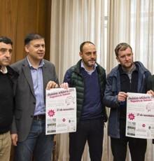 Deporte e solidariedade únense na V Andaina Solidaria de Nogueira de Ramuín