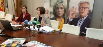 Julia Otero e Pepe Domingo Castaño porán rostro e voz á campaña galega contra a violencia de xénero