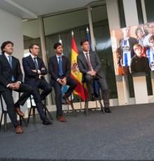 """Feijóo participa na presentación do spot """"Imposible sen ti"""" asegurando que o derbi vaino gañar Galicia"""