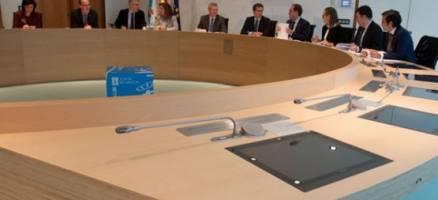 A Xunta mobiliza 25 millóns de euros a través dos préstamos Jeremie en 45 proxectos