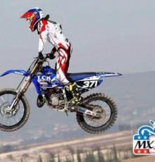 Joel Antón queda segundo na primeira proba da Copa de España MX125