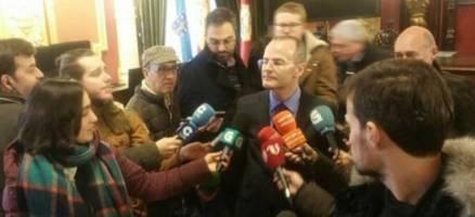 Reprobación para o alcalde popular de Ourense