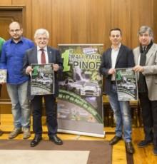 """Preséntase o """"I Rallymix Concello de Piñor"""", proba do campionato galego de RallyMix"""