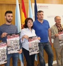 """Preséntase a 19ª edición da """"Subida Cidade de Pontevedra"""""""