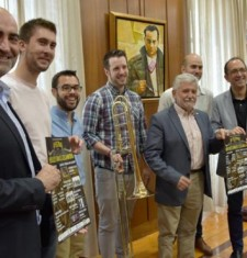 O Festival Hércules Brass converterá nunha singular festa da música a Celanova