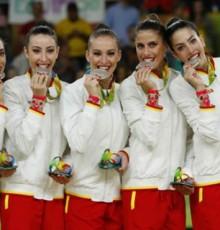 Unha deportista de orixe guardés, medallista nas olimpíadas de Río 2016