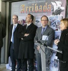 A Festa da Arribada volverá a converterse en referente turístico internacional