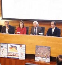 O medio maratón Vig Bay preséntase como unha das carreiras populares máis importantes de Galicia