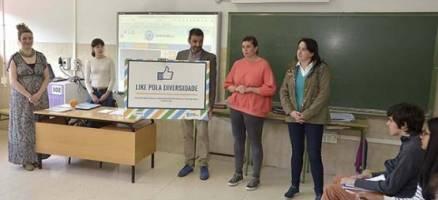 A Xunta lanza a campaña 'Like pola diversidade' en favor do respecto ao colectivo LGTBI