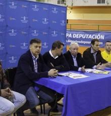 Ribadavia acollerá a Fase de Ascenso a 1ª División Nacional masculina de Balonmán
