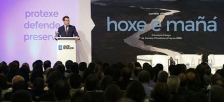 Galicia únese á loita contra o cambio climático cunha estratexia que define o noso xeito de producir e consumir