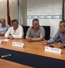 A Delegación Territorial de Lugo acolleu a presentación do Campionato de España de Motonáutica por Radiocontrol que se celebra esta fin de semana en Cervo