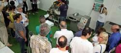 O Cetmar e os socios do proxecto LifeiSEAS poñen en valor as especies mariñas descartadas nunha planta piloto situada en Marín