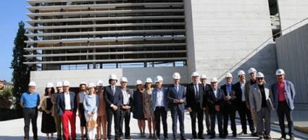 A Consellería de Educación inviste 8 millóns de euros para impulsar a investigación no Campus da Auga en Ourense