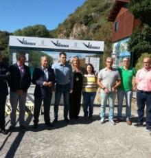 Uns 600 nadadores de España e norte de Portugal coñecerán a Ribeira Sacra coa II Heroica Gran Premio Deputación de Lugo