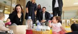 """A Xunta pon en servizo a nova escola infantil da rede """"A Galiña Azul"""" Arteixo-Río Tambre"""