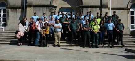 Os gobernos galego e portugués intercambian experiencias sobre o traslado de residuos transfronteirizos