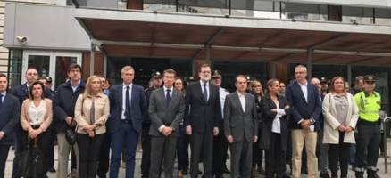 Declaración Institucional do presidente da Xunta