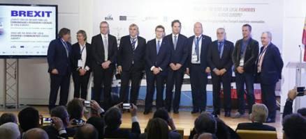 Galicia é a primeira rexión europea que asina a declaración de apoio ás comunidades pesqueiras ante o brexit