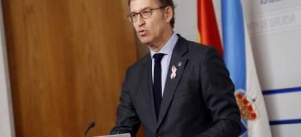 A Xunta aproba un decreto de medidas urxentes para paliar e reparar os danos provocados polos lumes