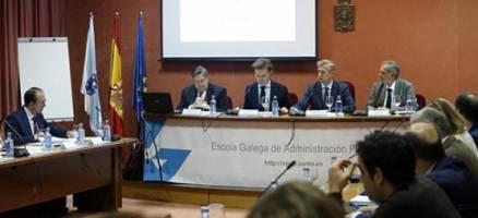 Alfonso Rueda destaca a importancia de contar cunha estratexia de acción exterior como clave da recuperación económica