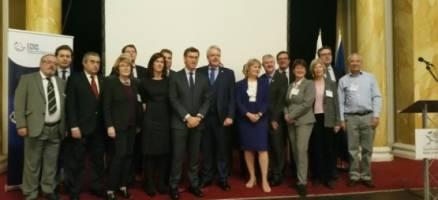 Feijóo participa na sesión de apertura da conferencia sobre o brexit coorganizada pola Conferencia de Rexións Periféricas e Marítimas e polo Goberno de Gales