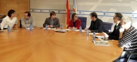 A Xunta iniciará no vindeiro ano 2018 as obras de mellora e integración do Camiño Inglés ao seu paso polo polígono do Tambre