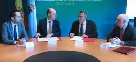 A Xunta destina 4 millóns de euros á realización de programas de atención á protección da saúde