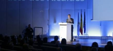 O presidente galego inaugura a xornada Pacto dos alcaldes para o clima e a enerxía