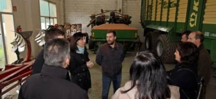 As cooperativas agrarias galegas recibirán tres millóns de euros grazas ás axudas para a compra de maquinaria