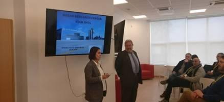A Xunta presenta o proxecto de Rozas a 24 institucións europeas vinculadas á investigación ambiental
