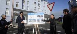 A Xunta inviste 855.000 euros na mellora de 116 vivendas de promoción pública en Santiago para incrementar a súa eficiencia enerxética