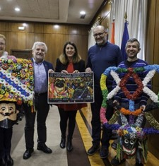 A IV Mascarada Ibérica reunirá en Vilariño de Conso e Viana aos mellores entroidos etnográficos